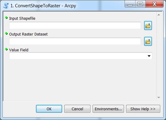 Species tool: Version 1 (script) — GeoPython -AutoGIS/FEC